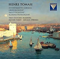 Henri Tomasi: Concertos for woodwind instruments by Trio d anches Hamburg (2013-08-05)