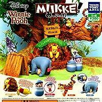 Disney Winnie the Pooh くまのプーさん MIIKKE! み~いっけ! 全4種セット