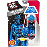 TECH DECK (テック デッキ) 96mm Vol.6 / Santa Cruz / STAR WARS DARTH VADER 20049651