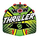 Best Towables - WoW Watersports 18-1000 1 Person Towable Thriller Deck Review