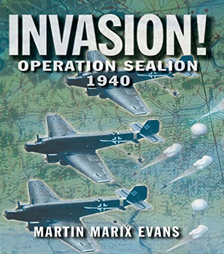 Invasion!: Operation Sea Lion, 1940 (English Edition)
