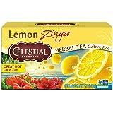 Celestial Lemon Zinger Tea 20 Teabags