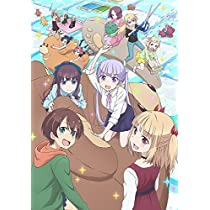 NEW GAME!! Rank.4 [Blu-ray]