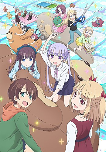 NEW GAME!! Rank.3 [Blu-ray]