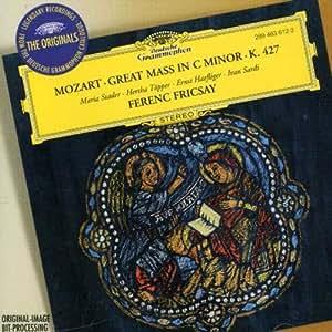 Mozart: Great Mass K427; Haydn: Te Deum / Fricsay
