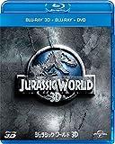 ジュラシック・ワールド3D ブルーレイ&DVDセット(ボーナスD...[Blu-ray/ブルーレイ]
