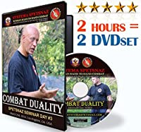 RUSSIAN MARTIAL ART DVD #17: COMBAT DUALITY - 2 hours of Russian Systema Training Video. Street Self-Defense DVD by Russian Spetsnaz, Russian Hand to Hand Combat Training