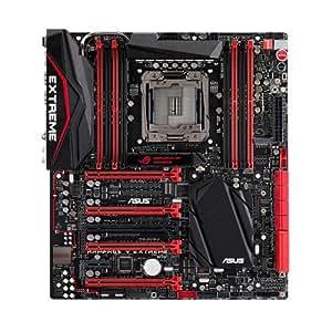 ASUSTeK Intel X99搭載 マザーボード LGA2011-v3対応 RAMPAGE V EXTREME/U3.1 GAMING【E-ATX】