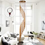 """OCACA Wind Chimes for Outside, 36"""" Large Tuned Piano Wind Chime with 18 Aluminum Alloy Tubes, Memorial Sympathy Gift for Mom,"""