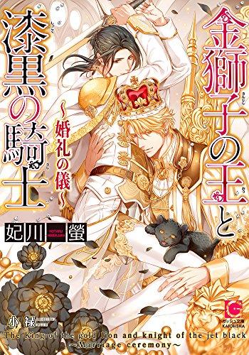 金獅子の王と漆黒の騎士~婚礼の儀~ (ガッシュ文庫)の詳細を見る