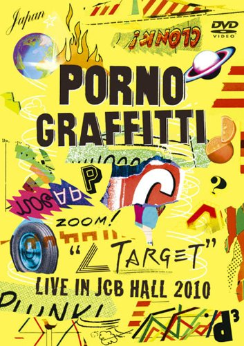 """∠TARGET""LIVE IN JCB HALL 2010(初回生産限定盤) [DVD]"