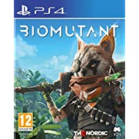 Biomutant (PS4) - Imported from England