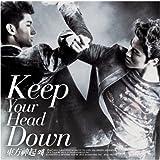 ?(ウェ)(Keep Your Head Down)日本ライセンス盤