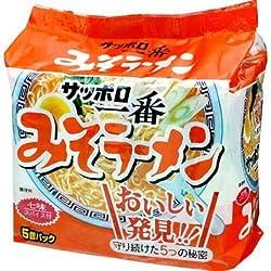 サッポロ一番 みそラーメン 5食×6個