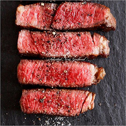 『リブ ステーキ 約400g 厚切り約3cm!ナチュラルビーフ100%!リブアイロール ニュージーランド産 BBQにもオススメ』の1枚目の画像