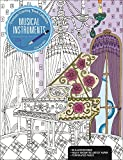Musical Instruments Best Deals - Musical Instruments (Premium Coloring Book Collection)