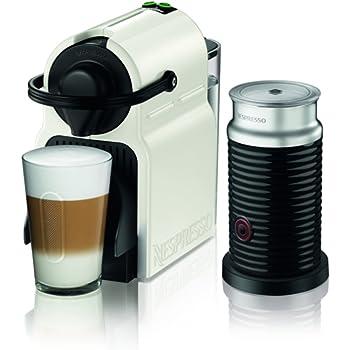 ネスプレッソ コーヒーメーカー イニッシア エアロチーノセット ホワイト C40WH-A3B