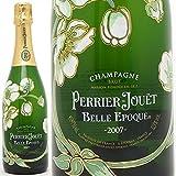 [2007] キュヴェ ベル エポック 並行品 750ml(ペリエ ジュエ)白【シャンパン コク辛口】((VAPJ56A7))