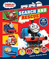 Thomas & Friends: Search and Rescue Sticker Activity Book (Wishing Chair 1)
