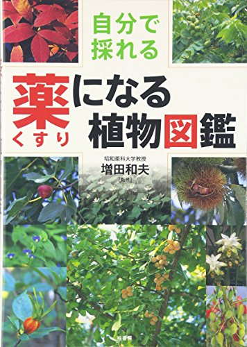 自分で採れる薬になる植物図鑑の詳細を見る