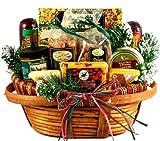 ガーデン・ペット・DIY通販専門店ランキング12位 Gift Basket Drop Shipping HoFoHo2-Med Home For The Holidays, Christmas Gift Basket - Medium