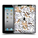 Head Case Designs スピコーン イタリアーノ ドッグブリード パターン 12 ハードバックケース iPad 2 (2011)
