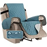 Waterproof Recliner Chair Covers for Armchairs Recliner Covers for Chair Reclining Chair Covers Protect from Pets/Dogs, Soft