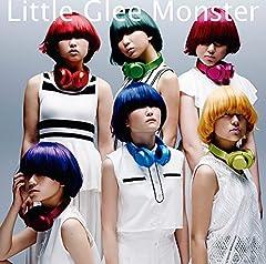 Little Glee Monster「君のようになりたい」のジャケット画像