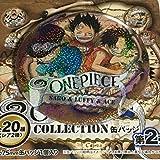 ワンピース 麦わらストア コレクション缶バッジ 第2弾 ルフィ&エース&サボ レア 輩缶バッジ