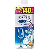 【大容量】チャーミークリスタ クリアジェル 食洗機用洗剤 詰め替え 840g