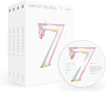 MAP OF THE SOUL : 7(輸入盤)