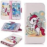 Lomogo iPhone6Sケース/iPhone6ケース 手帳型 耐衝撃 レザーケース 財布型 カードポケット スタンド機能 マグネット式 アイフォン6S/6 手帳型ケース カバー 人気 - LOBFE11242#9