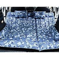 車のインフレータブルベッドSUVのエアベッドの車のリアシートのレストベッドトラベルベッドアダルト寝床のカーショックベッド