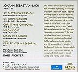 Bach: Sacred Works (11CD+4DVD+BLU-RAY) 画像