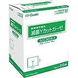 オオサキメディカル 滅菌Yカットガーゼ SCC3016-1 50袋入