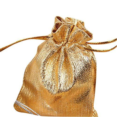 [해외]La Paul 백이 파우치 가방 유카타 부적 귀여운 패션 골드 실버 어린이/La Paul Drawstring bag pouch bag Yukata amulet cute fashionable gold silver child
