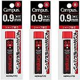 コクヨ シャープペン 替え芯 0.9mm B 3個パック PSR-CB9-1PX3