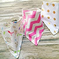 10 # 3pcs-baby-boy-girls-kids-bandana-bibs-saliva-towel-dribble-triangle-head-scarf