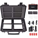 Aputure MC 4-Light Travel Kit RGB On Camera Led Video Light TLCI/CRI 96+ RGB 0-360 Full Color 3200-6500K CCT/HSI/FX Mode 9 Bu