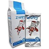 Zappy Alcohol 10s Wipes, 10 ct