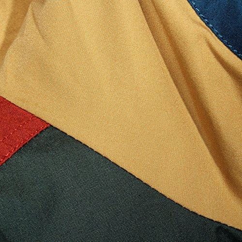 (エイト) 8(eight)9color ナイロン マウンテンパーカー ジャケット アウター M クレイジー