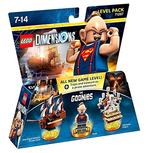 LEGO Dimensions - The Goonies Level Pack (輸入版)