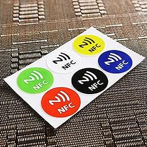 No Brand NFCタグ6枚 for Samsung iPhone 6 plus
