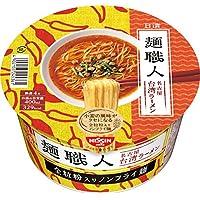 日清食品 日清 麺職人 台湾ラーメン 88g×12個