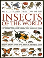 An Illustrated Directory of the Insects of the World: A Visual Reference Guide to 650 Arthropods, Including All the Common Insect Species Such As Beetles, Spiders, Crickets, Butterflies, Moths, Grasshoppers and Flies