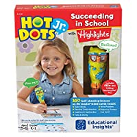 Hot Dots Jr Succeeding In School St