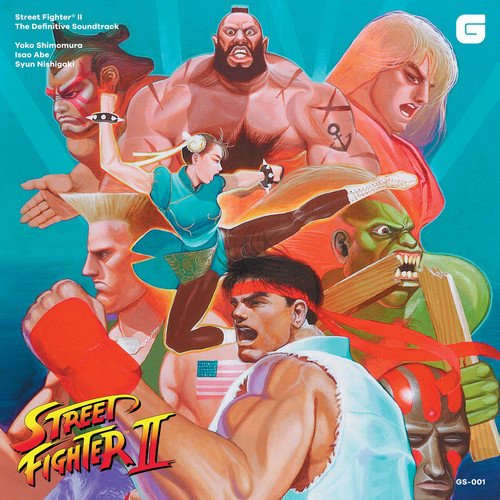 Street Fighter II the Definitive [Analog]