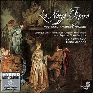 歌劇「フィガロの結婚」 (3CD) [Import] (LE NOZZE DI FIGARO (HYBR)|LE NOZZE DI FIGARO (HYBR))