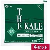 キューサイ青汁 ザ・ケール 冷凍タイプ4セット/(90g×7袋)×4 国産ケール100%青汁