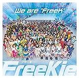 "【Amazon.co.jp限定】We are ""FreeK""(Type A)(特典:メガジャケ付)"